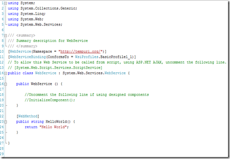 WebService1